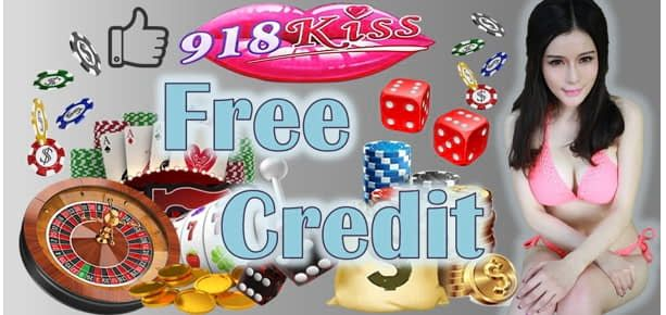HOW TO GET FREE CREDIT FOR 918KISS