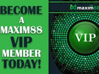 Maxim88 VIP